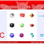 Quantum Dice Roller, interfaccia indipendente!